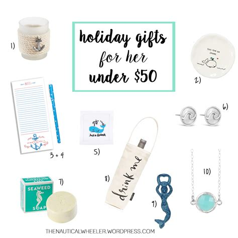 holiday gifts for her under 50 finding beautiful truth gifts for her holiday gift guide under 50