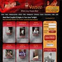 swinging dating site love voodoo lovevoodoo com review