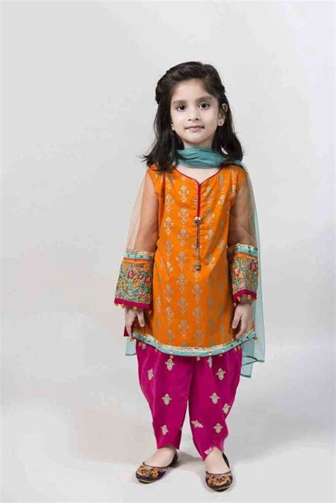 mariab kids eid dresses   girls  pakistan