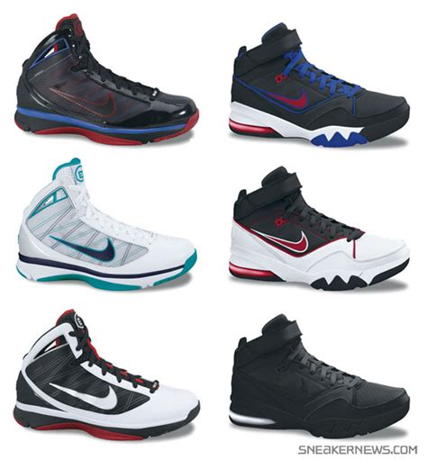 all nike basketball shoes list nike hyperize air max assault 2009