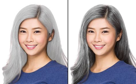 change hair color photoshop how to realistically change hair and fur color in adobe
