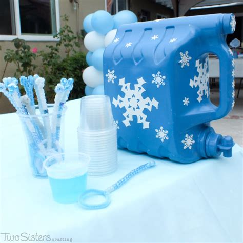 Unique Christmas Gifts 25 ideas for an amazing frozen party two sisters