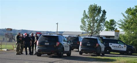 Yellowstone County Sheriff S Office by One Person Dead In Worden Shooting Huntley Project