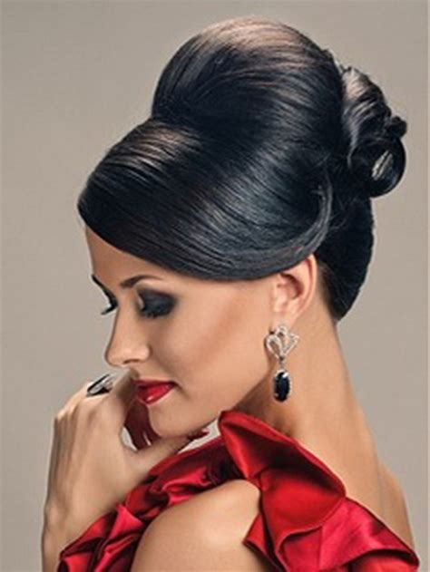 black hair dos in the back in the top black updo hairstyles