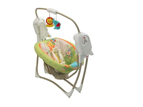 fisherprice swings fisher price space saver cradle n swing