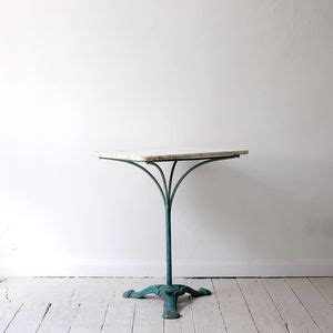 square marble top bistro table furniture puckhaber decorative antiques specialists in