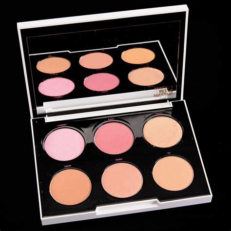 decay x gwen stefani blush palette review photos