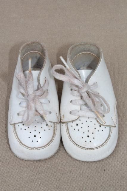 vintage leather baby shoes soft sole walking shoes