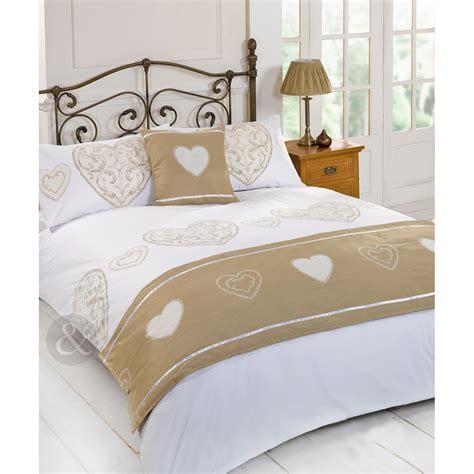 heart bedding vintage love heart complete bed set printed duvet cover