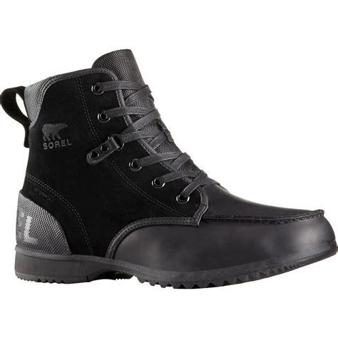mens moc toe boot sorel ankeny moc toe boot s backcountry