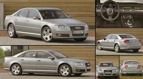 Audi A8 3 2 Fsi by Audi A8 3 2 Fsi Quattro 2005 Pictures Information Specs