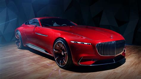 Maybach Concept Car by This Is The New Mercedes Maybach Concept Top Gear