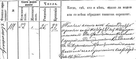 Lithuania Birth Records The Birth And Baptism Of Władysław Chmielewski 1883 Steve S Genealogy