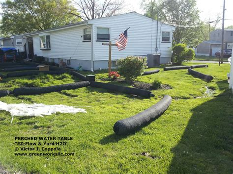 french drain contractor monmouth county greenworks environmental llc
