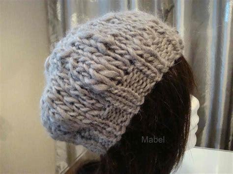 Modele Tricot Bonnet