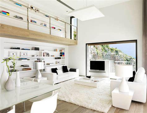 all white home interiors white home interior done right