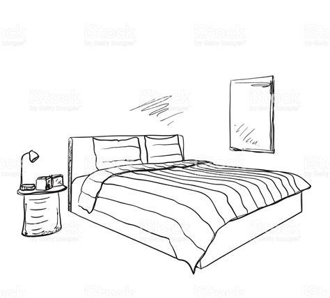 bett zeichnen schlafzimmer zeichnen beautiful schlafzimmer zeichnen