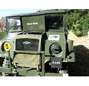 CMP C8AX Puddle Jumper Blitz Army Truck  YouTube
