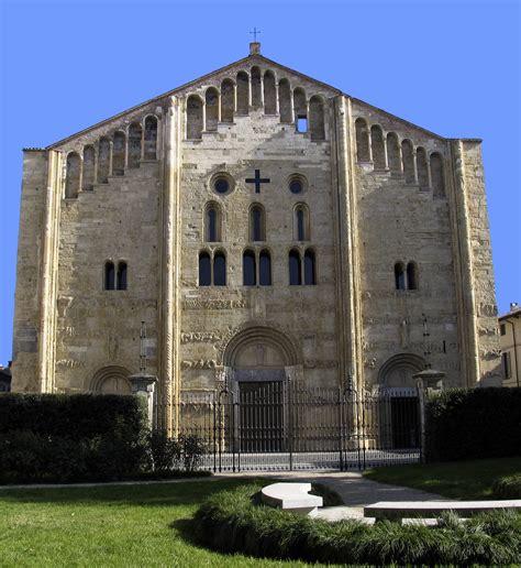 chiesa di san michele a pavia pavia pavia the millennial city associazione mirabilia