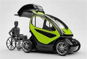 Electric Car Mechanical Design Equal Une Voiture 233 Lectrique Pour Les Personnes 224