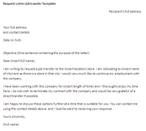 Knowledge Transfer Letter Request Letter Transfer Template Request Letter Sle