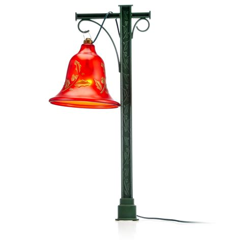 mr christmas garden pathway light up musical bells outdoor