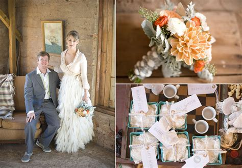 Snowed in, a DIY Winter Wedding Idea and a Stylized