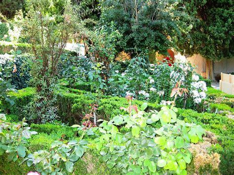 beautiful backyard spanish gardens beautiful green garden granada spain photograph by shiron