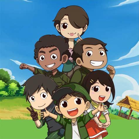 film animasi baru ini dia serial baru animasi indonesia good news from