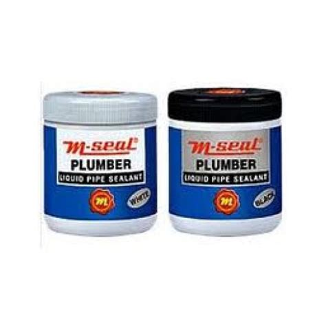 Thread Sealant Plumbing by Pidilite Car Care Products M Seal Plumber Liq Pipe
