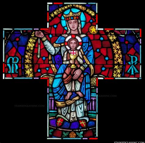 stained glass cross l stained glass crosses best glass 2017