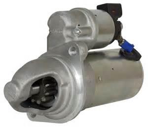 new starter motor 2009 fits hyundai sonata 2 4l 36100