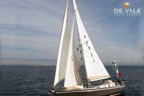 puffin zeiljacht te koop koopmans 43 sailing yacht for sale de valk yacht broker