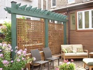 patio privacy 25 best ideas about yard privacy on backyard