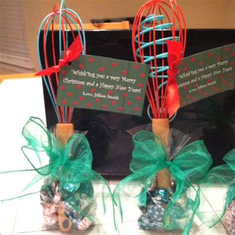 teacher gifts  christmas whisking   merry christmas   happy  year school