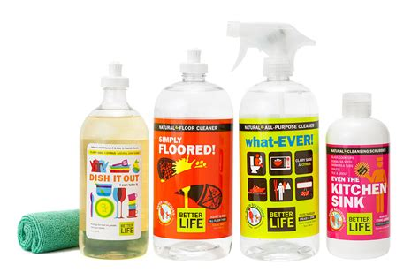 better chemicals better non toxic cleaning products that actually