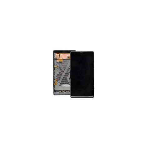 Lcd Sony Xperia Sp M35h C5302 C5303 C5306 Ori repuesto pantalla lcd tactil con marco original sony
