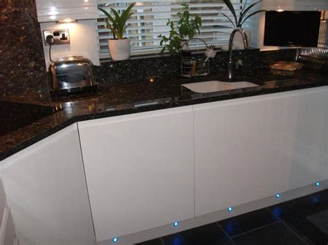 blue pearl granite with white cabinets 83 best images about expensive kitchen on