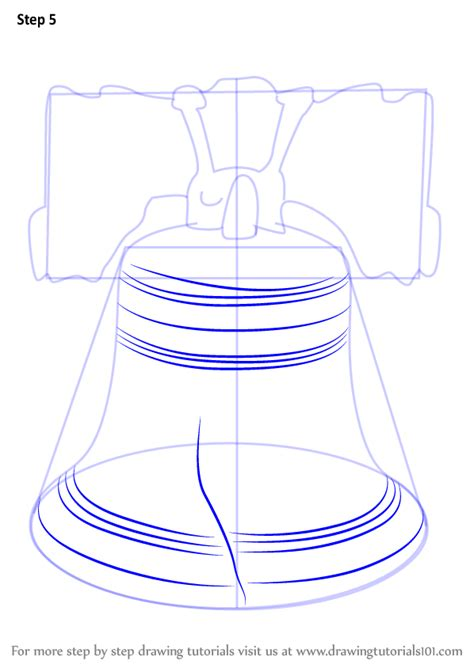how to draw liberty bell learn how to draw liberty bell other places step by step