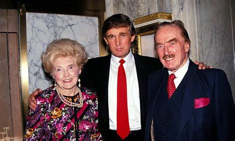 donald trump father biography who is donald trump s mother she has such an interesting