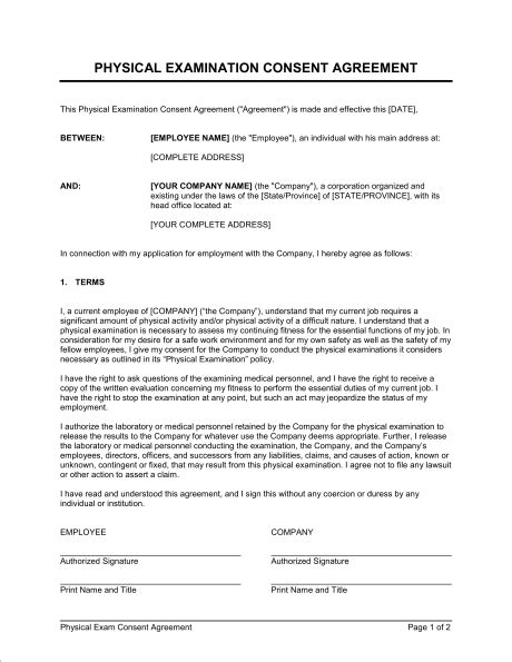 physical examination template physical template beepmunk
