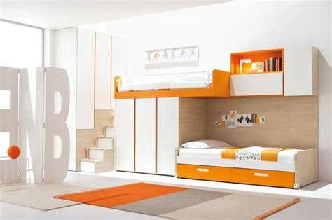 modern loft bedroom design ideas 10 colorful modern loft bed designs by clever