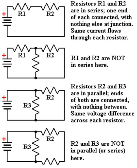physics lab resistors in series and parallel phys345 laboratory introduction to electrical measurements
