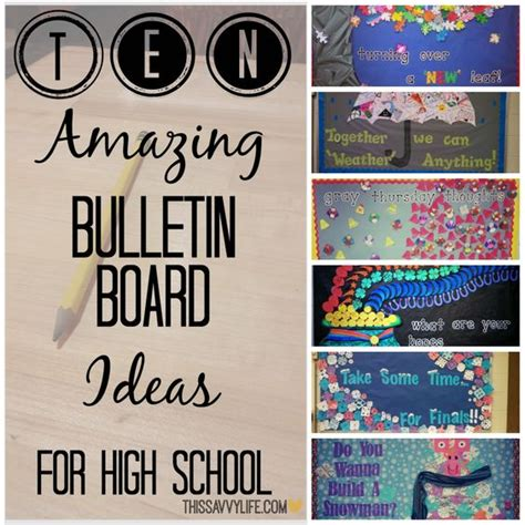 themes for an english class bulletin board ideas for high school english class