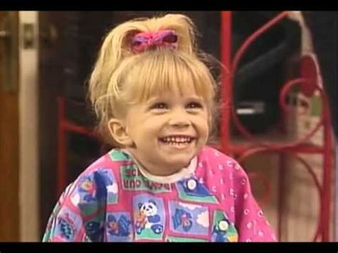 mary kate and ashley full house how to tell mary kate and ashley apart on full house youtube