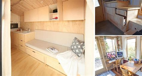 Tiny Home Furniture by Live A Big In A Tiny House On Wheels