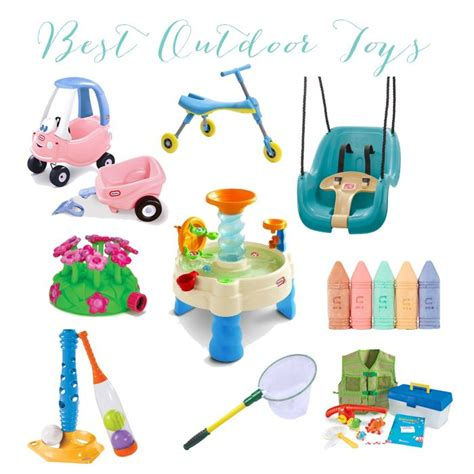 Best Backyard Toys For by 25 Best Ideas About Toddler Outdoor Toys On