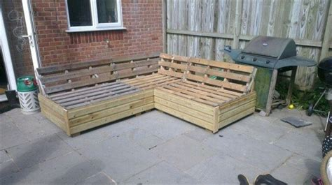 garden sofa from pallets amazing patio sofa set built from pallets 101 pallets