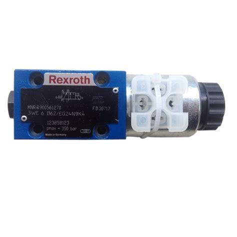 Solenoid Valve Rexroth 4we 6g bosch rexroth solenoid valves for 3we series ningbo
