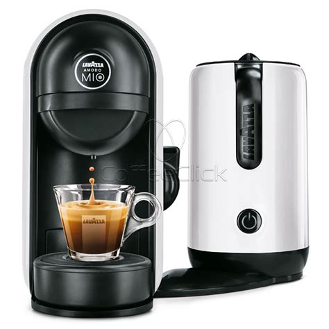 Lavazza A Modo Mio Minù Caffe Latte   Lavazza Coffee Capsule Machine